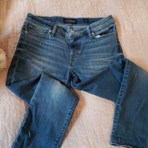 Lucky Jeans boyfriend ankle
